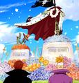 The Tomb of Whitebeard and Ace
