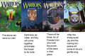 The main prophecies - warrior-cats photo