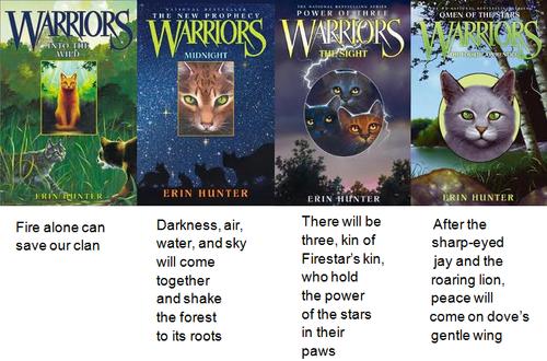 Oc Warrior Cat Prophecies