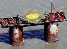 The real Sealand