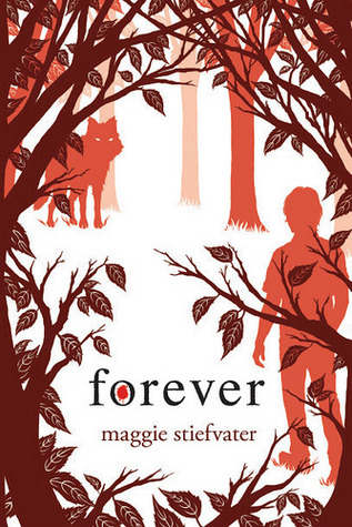 The Волки of Mercy falls - 3. Forever by Magie Stiefvater