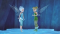 TinkerBell & PeriWinkle - tinkerbell-and-the-mysterious-winter-woods wallpaper