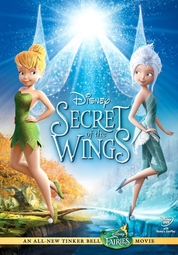 Tinkerbell & the Mysterious Winter Woods wallpaper called TinkerBell: Secret Of The Wings