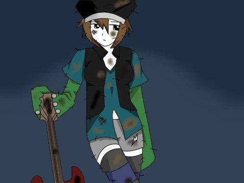 Tiru Onigaku - Me And My guitar, gitaa