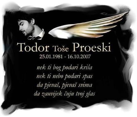 Tose Proeski
