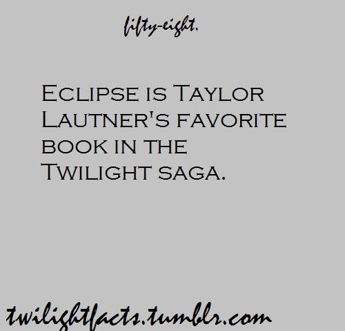 Twilight facts 41-60