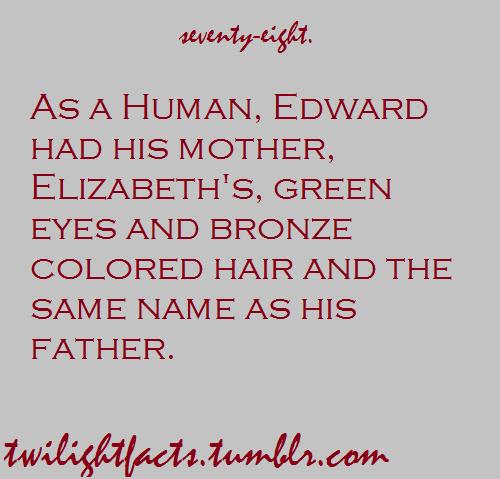 Twilight facts 61-80
