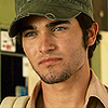 Tyler Hoechlin picha probably with a green beret entitled Tyler Hoechlin in Solstice