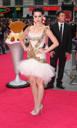 UK Premiere Of 'Katy Perry: Part of Me' [3 July 2012]