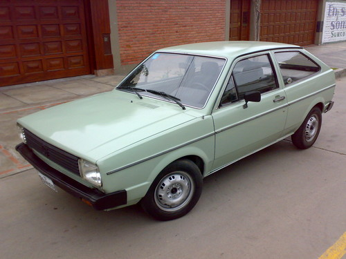 1982 VW Gol 1.6LS Aircooled
