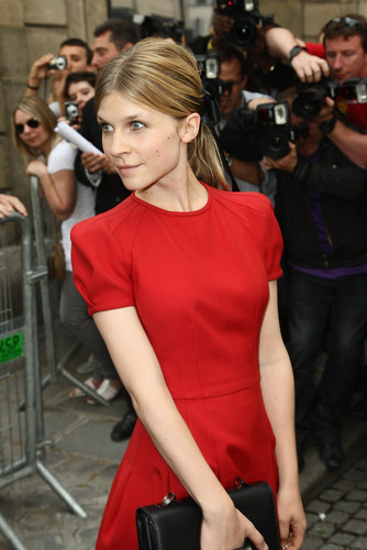 Valentino - Paris Fashion Week - July 4, 2012 - clemence-poesy Photo