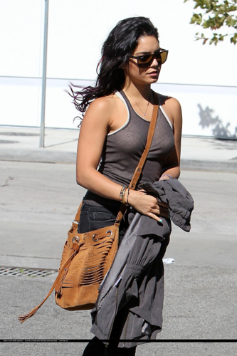 Vanessa - Out in Hollywood - June 27, 2012