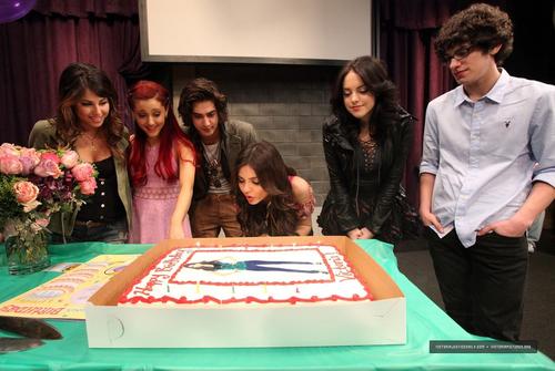 Victoria's Surprise Birthday Celebration