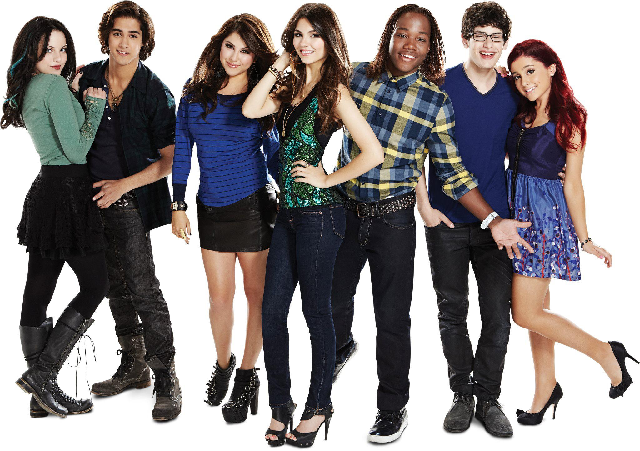 Victorious TV Show Cast
