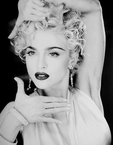 Madonna fond d'écran called Vogue