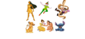 Walpaper pocahontas peterpan टैंगल्ड lion king tarzan lilo and stitch