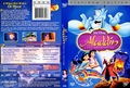 Walt Дисней DVD Covers - Aladdin: 2 Disc Platinum Edition