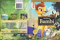 Walt डिज़्नी DVD Covers - Bambi: 2 Disc Platinum Edition
