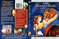 Walt डिज़्नी DVD Covers - Beauty and the Beast: Platinum Edition