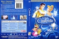 Walt Disney DVD Covers - Cinderella: 2 Disc Platinum Edition