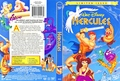Walt ডিজনি DVD Covers - Hercules: Limited Issue
