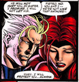 Wanda and Pietro - x-men photo