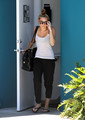 Went To Windsor Pilates Saturday Morning In Hollywood [30 June 2012] - miley-cyrus photo