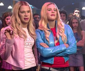White chicks - movies Photo