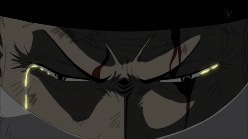 Whitebeard cried because of the death of Ace