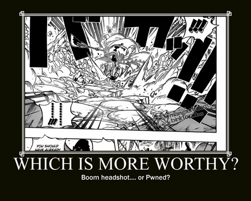 Whitebeard in Action