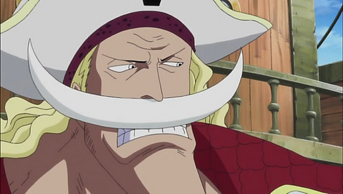 Whitebeard in past days