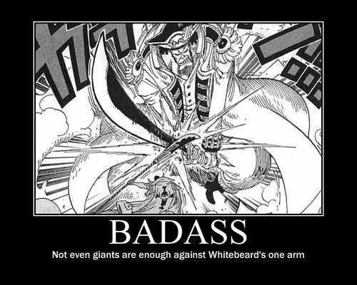 Whitebeard's Power