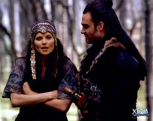 Xena & Borias