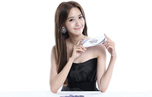 Yoona @ Freshlook CF