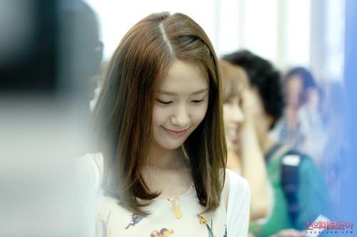 Yoona @ Incheon