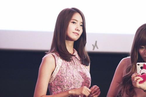 Yoona - Stage Greeting @ I AM Movie