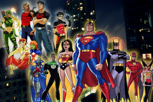 Young Justice/Justice League