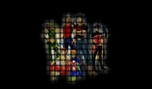 La Ligue des Justiciers – Nouvelle Génération