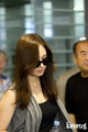 Yuri @ Incheon Airport from Macau