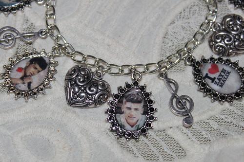 ZAYN MALIK charm bracelet