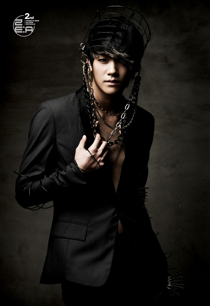 """ZE:A Hyun Sik """"Spectacular"""" teaser - Child Of Empire ... Park Hyung Sik Zea"""