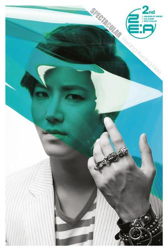 """ZE:A Kwanghee """"Spectacular"""" teaser"""