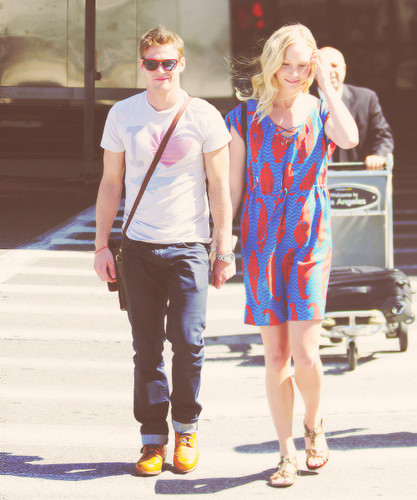 Zach and Candice