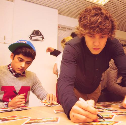 Zayn ♥ Liam