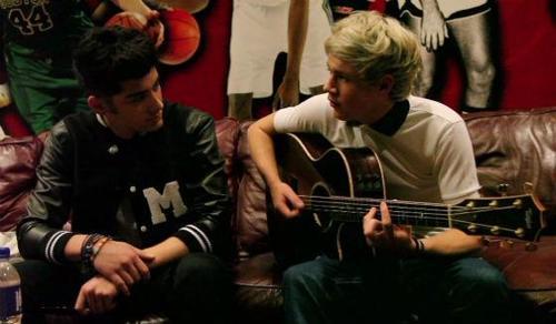 Zayn & Niall
