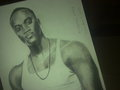 akon's sketch  - akon fan art