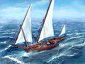 Salla's escort ship - a-song-of-ice-and-fire photo