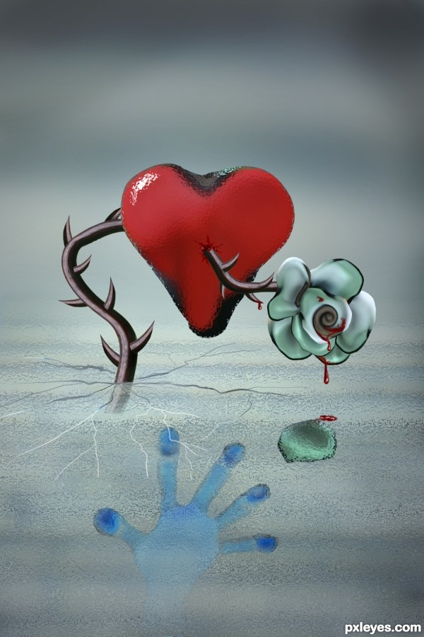 beautiful heart pic