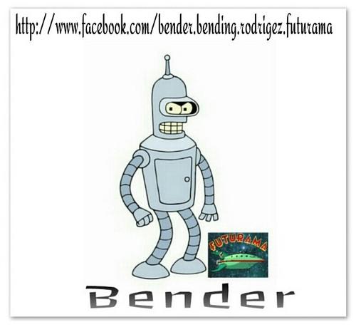 bender ফতুরামা