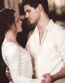 breaking dawn part 1 - jacob-and-bella photo